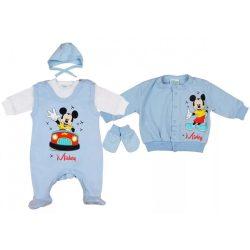 Disney Mickey 5 részes újszülött szett