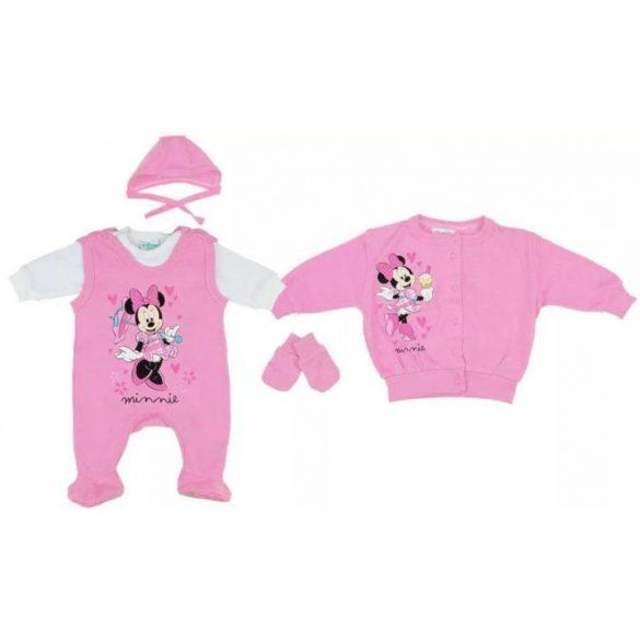 Disney Minnie 5 részes újszülött szett