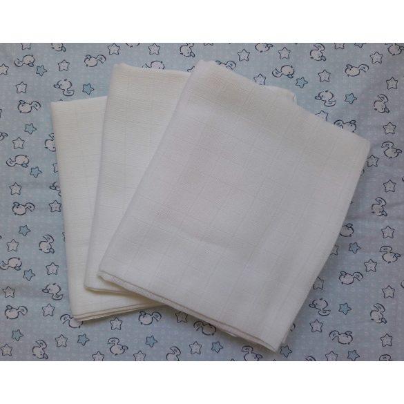 Fehér tetra típusú textilpelenka