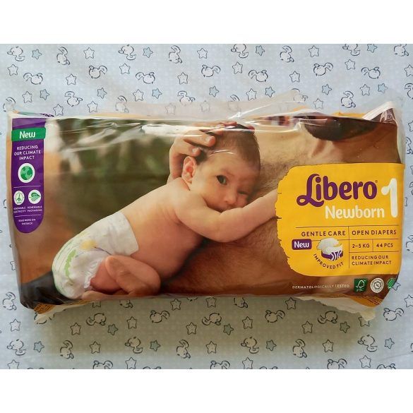 Libero New Born pelenka 1-es