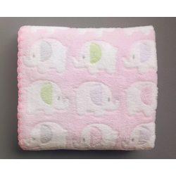 Duet Baby rózsaszín babatakaró