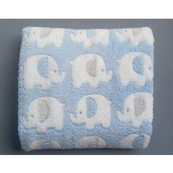 Duet Baby kék babatakaró