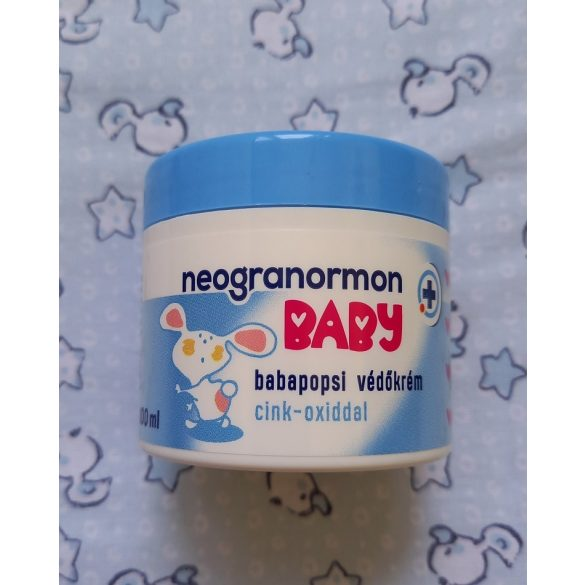 Neogranormon Babapopsi Védőkrém - 100 ml
