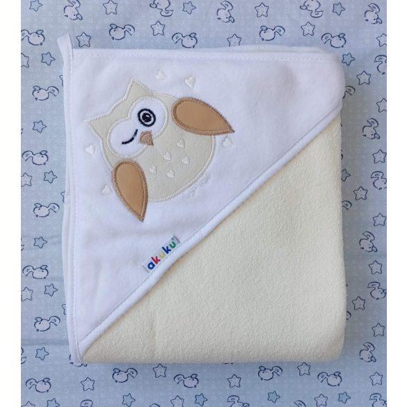 Akuku babatörölköző - bagoly kék