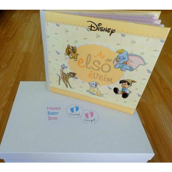 Első éveim könyv Babaváró - Disney
