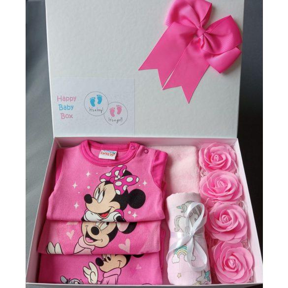 Disney Minnie Babaváró csomag