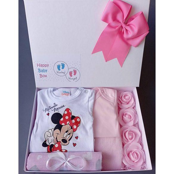 Love Disney Minnie Babaváró csomag