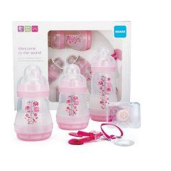 Rózsaszín Babaváró ajándékszett - MAM