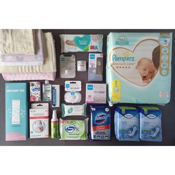 Kórházi - Szülőszobai Csomag - Mam - Extra Prémium