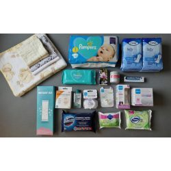 Kórházi Csomagok - Császármetszés után - Extra