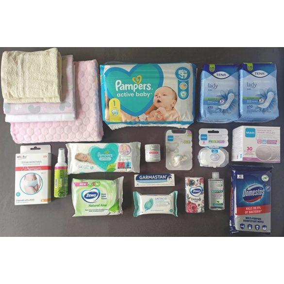 Kórházi - Szülőszobai Csomag - Mam - Extra