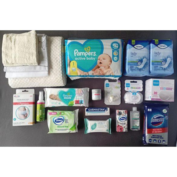Kórházi Csomag - Mam - Extra