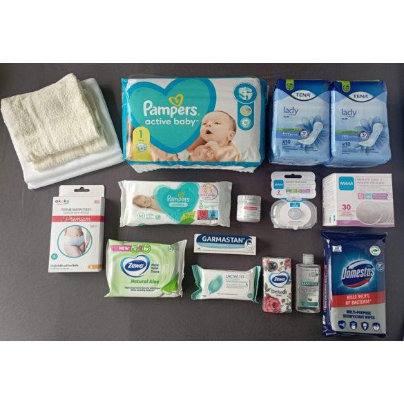 Kórházi - Szülőszobai Csomag  - Mam - Alap