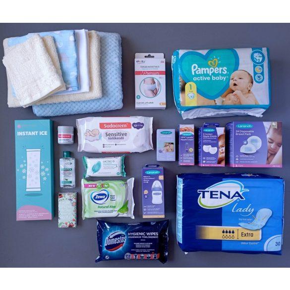 Kórházi - Szülőszobai Csomag - Lansinoh - Extra Prémium