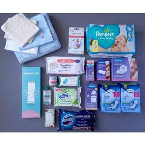 Kórházi - Szülőszobai Csomag - Lansinoh