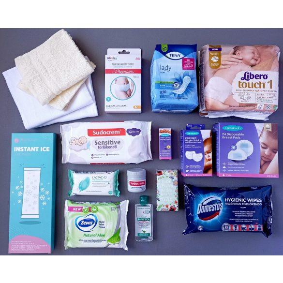 Kórházi - Szülőszobai Csomag - Lansinoh - Alap