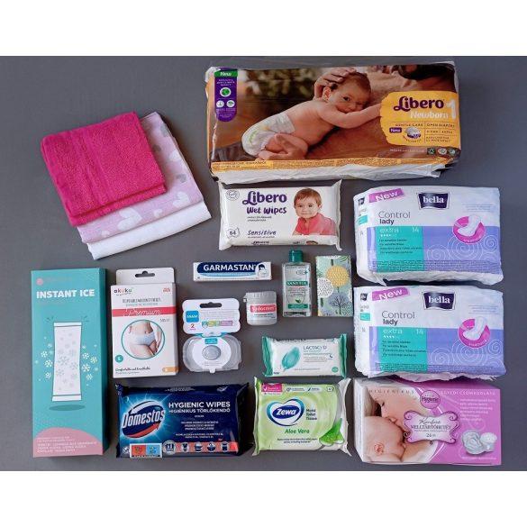 Kórházi - Szülőszobai Csomag - Libero - Alap