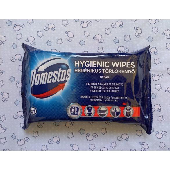 Domestos Higiénikus törlőkendő - 60 db