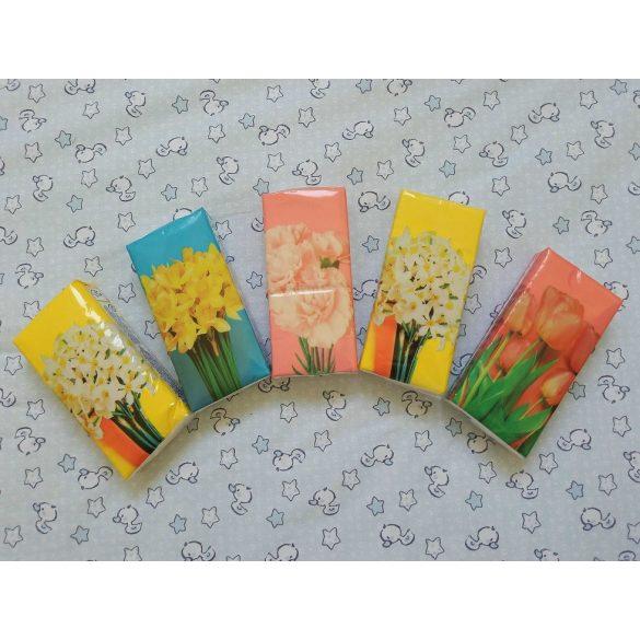 Illatos papírzsebkendő - 10 db-os