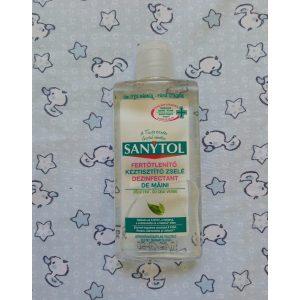 Sanytol gél kézfertőtlenítő 75 ml