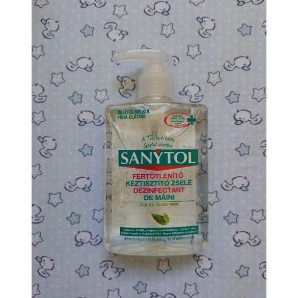 Sanytol kézfertőtlenítő gél 250 ml