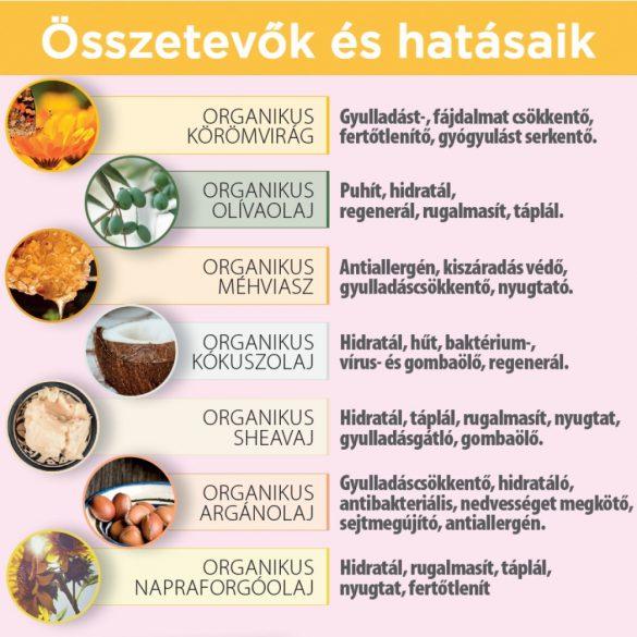 Lansinoh organikus bimbóvédő balzsam 60 ml
